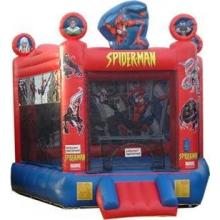 Spiderman Jumping Castle3