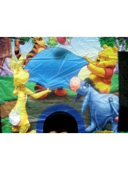 Winnie The Pooh 4X4m Entrance Graphics2